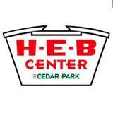H-E-B Center at Cedar Park logo