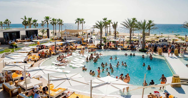 Nikki Beach offers guest list on certain nights