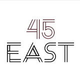 45 East logo