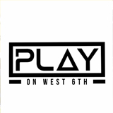 Play on W 6th logo