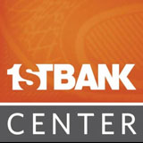 1STBank Center logo