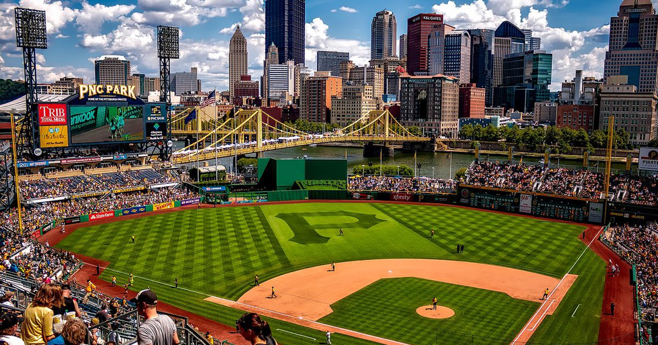 Inside look of PNC Park after buying tickets