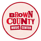 Brown County Music Center logo