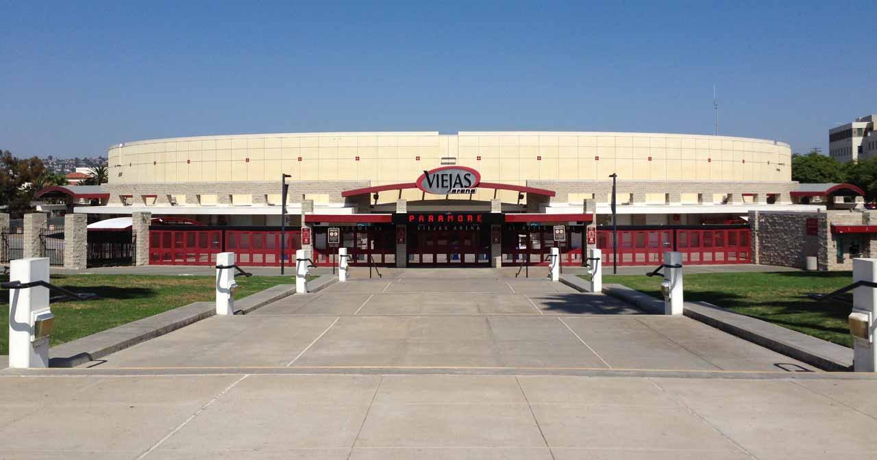 Viejas Arena