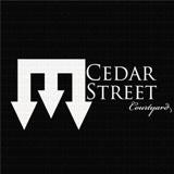 Cedar Street Courtyard logo