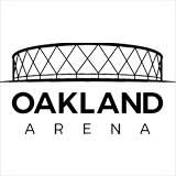 Oakland Arena logo