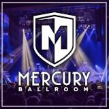 Mercury Ballroom logo