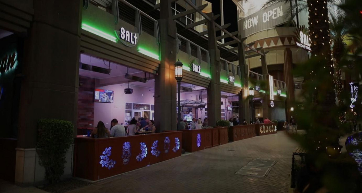 Salt Tacos y Tequila offers guest list on certain nights