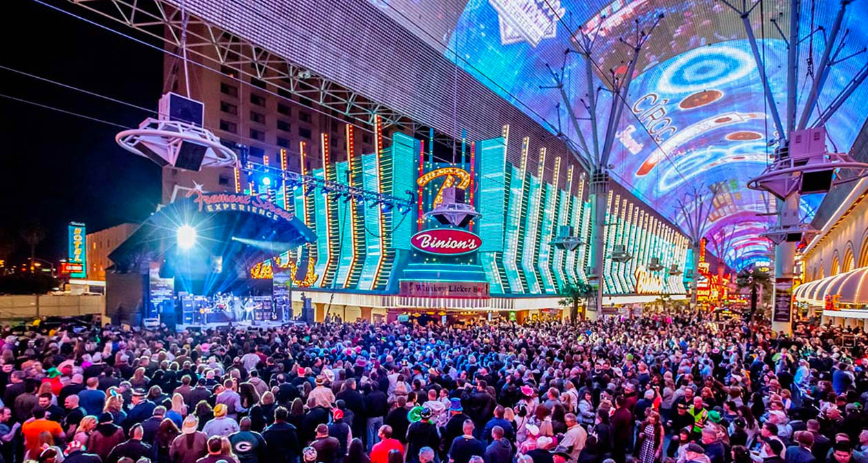 Inside look of Downtown Las Vegas Crawl after buying tickets
