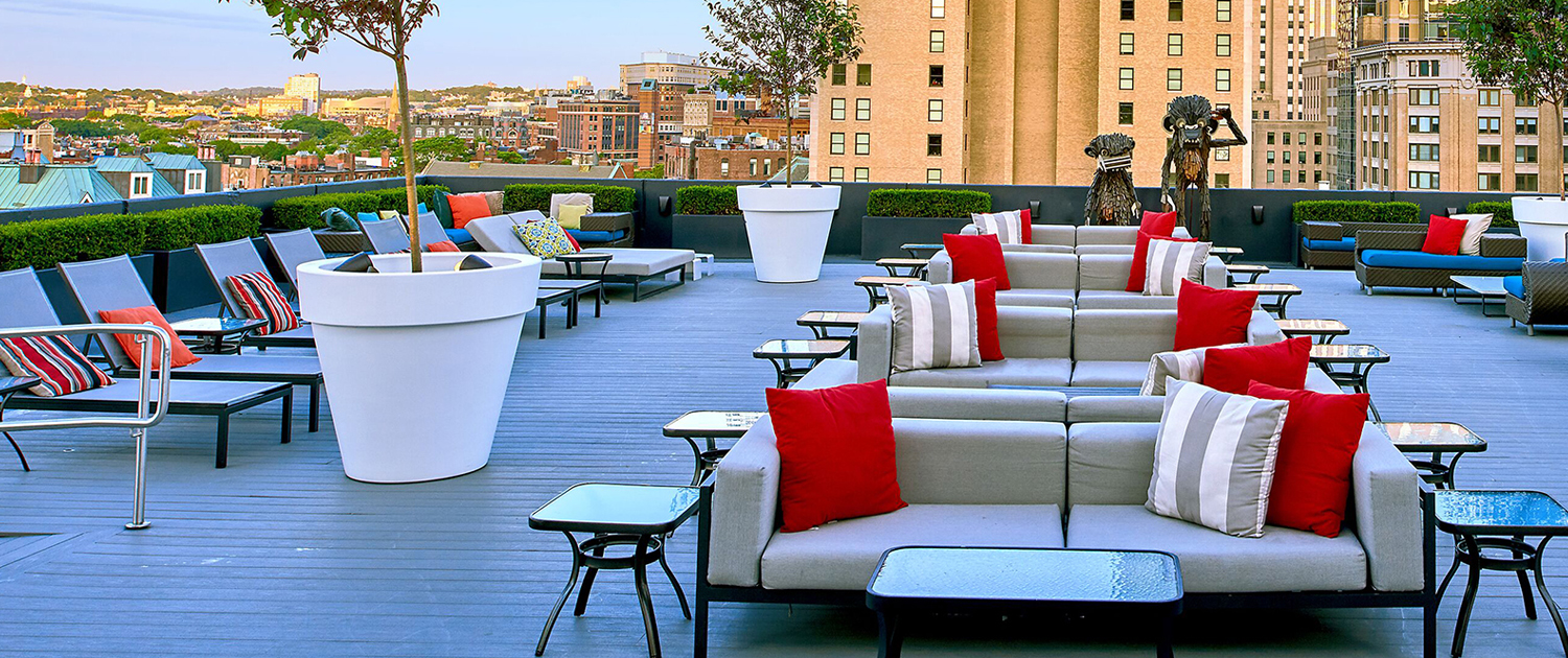 Rooftop at Revere