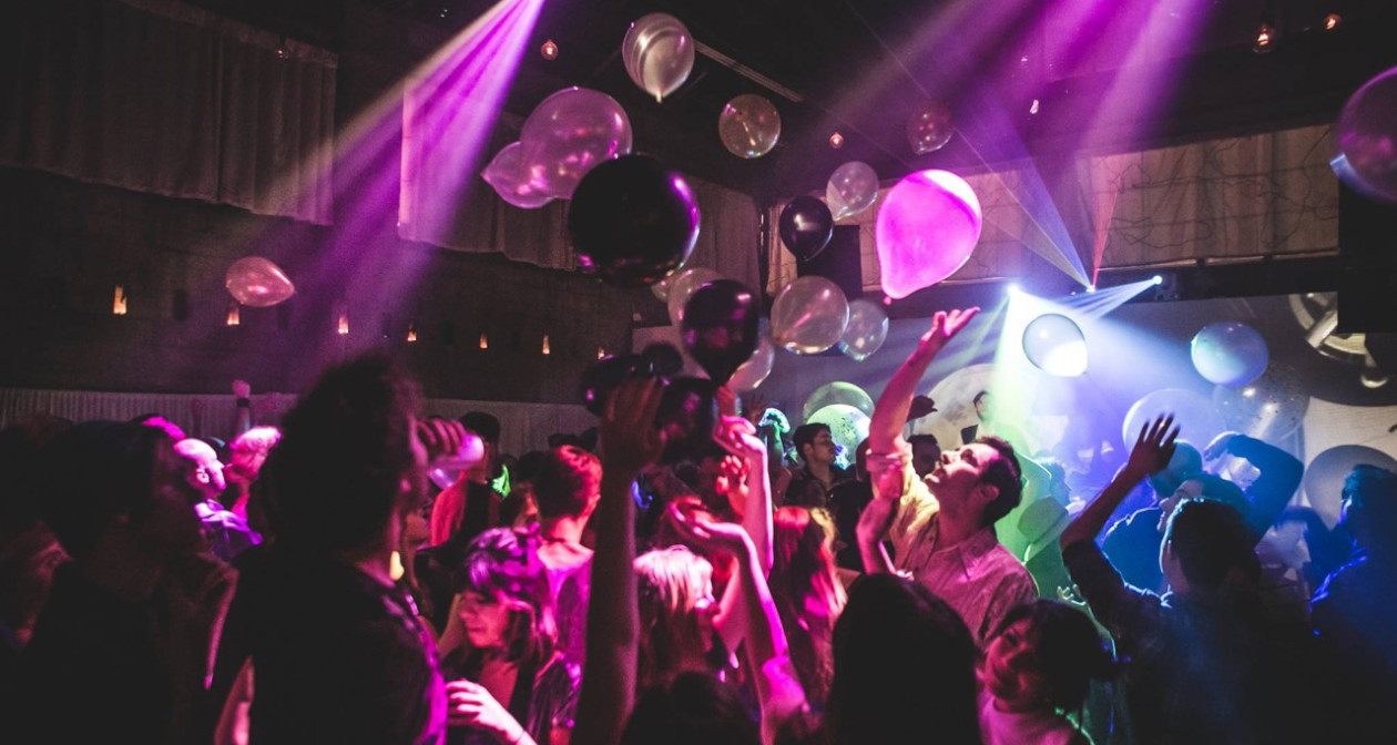 Inside look of Holocene after getting free guest list