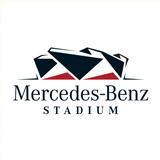 Mercedes Benz Stadium logo