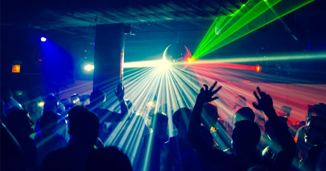 Inside look of Smartbar after getting free guest list