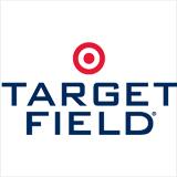 Target Field logo