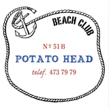 Potato Head Beach Club logo