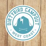 Dirtybird Campout West Coast logo