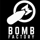 The Bomb Factory logo