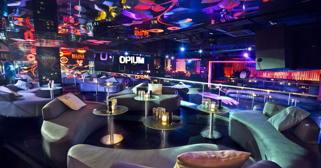 Opium offers guest list on certain nights