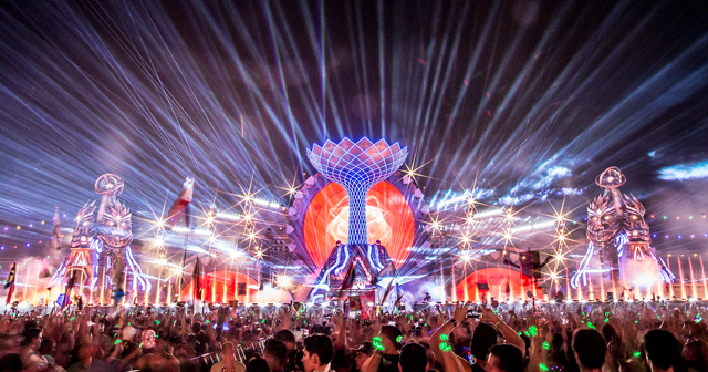 EDC Korea offers guest list on certain nights