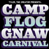 Camp Flog Gnaw Carnival logo