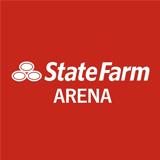 State Farm Arena logo