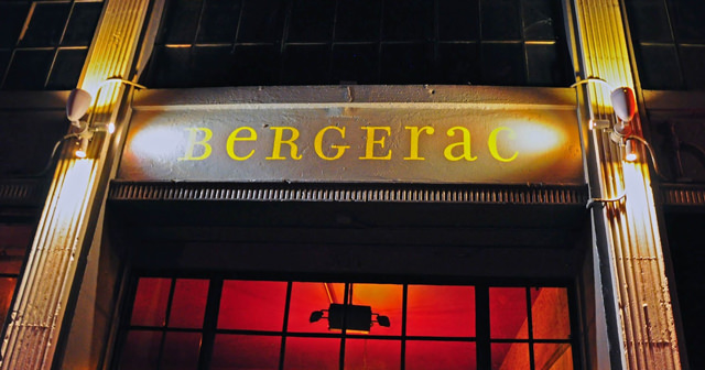 Bergerac offers guest list on certain nights