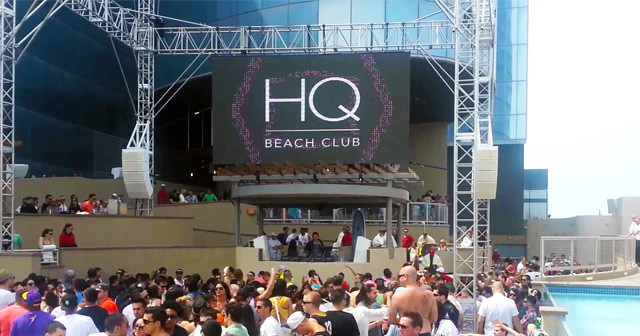 HQ2 Beachclub