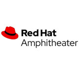 Red Hat Amphitheater logo