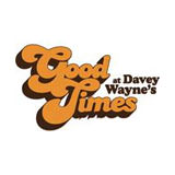 Good Times at Davey Wayne's logo