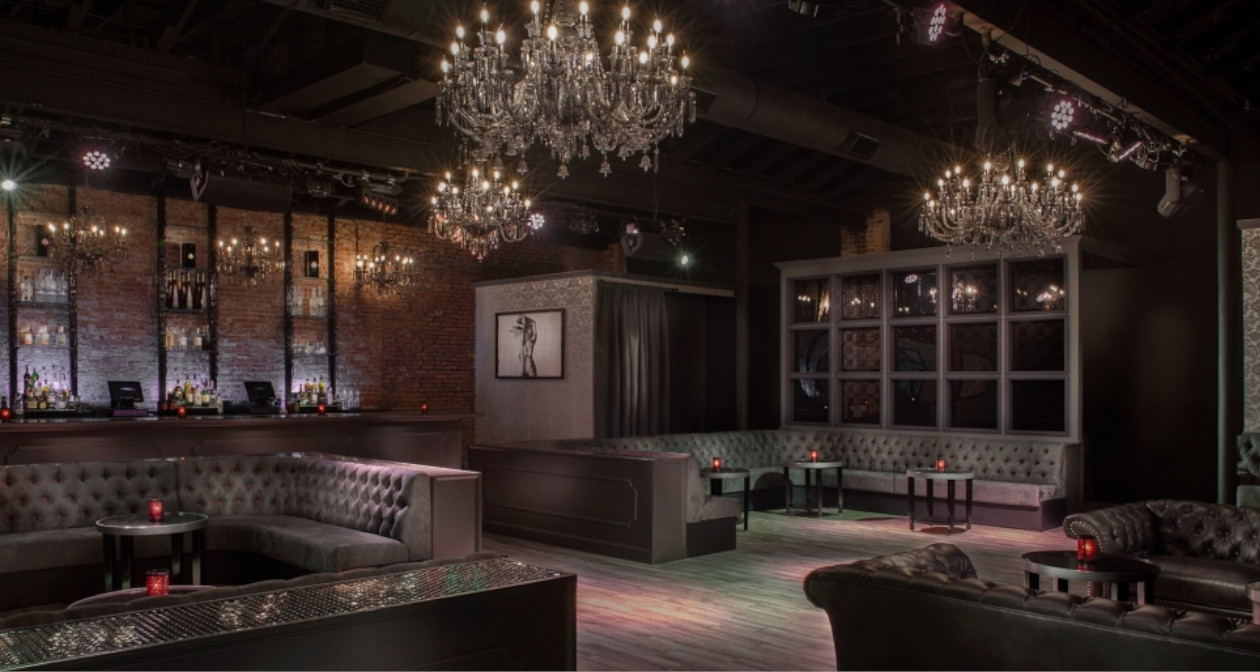 Inside look of Dragonfly Hollywood after buying tickets