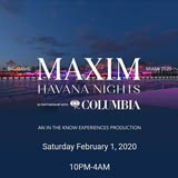 Maxim Big Game Party logo