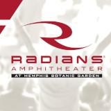 Radians Amphitheater logo