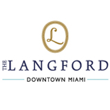 Langford Hotel Rooftop logo