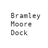 Bramley Moore Dock logo