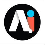 A.i. Popup logo