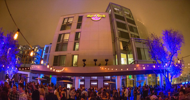 Hard Rock offers guest list on certain nights