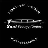 Xcel Energy Center logo