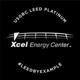 Xcel Energy Center logo