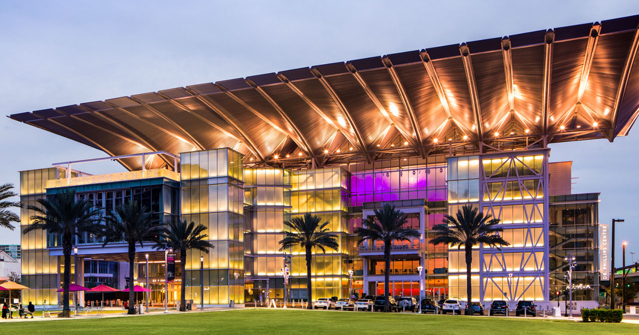 Dr Phillips Center for the Performing Arts