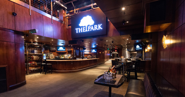 Inside look of The Park at 14th with bottle service