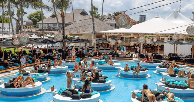 Finns Beach Club offers guest list on certain nights