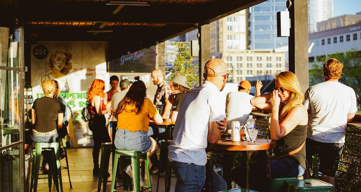 Green Light Social offers guest list on certain nights