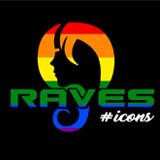 Raves Club logo