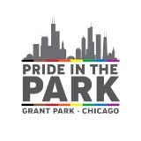 Pride in the Park logo