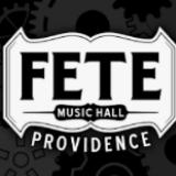 Fete Music Hall logo