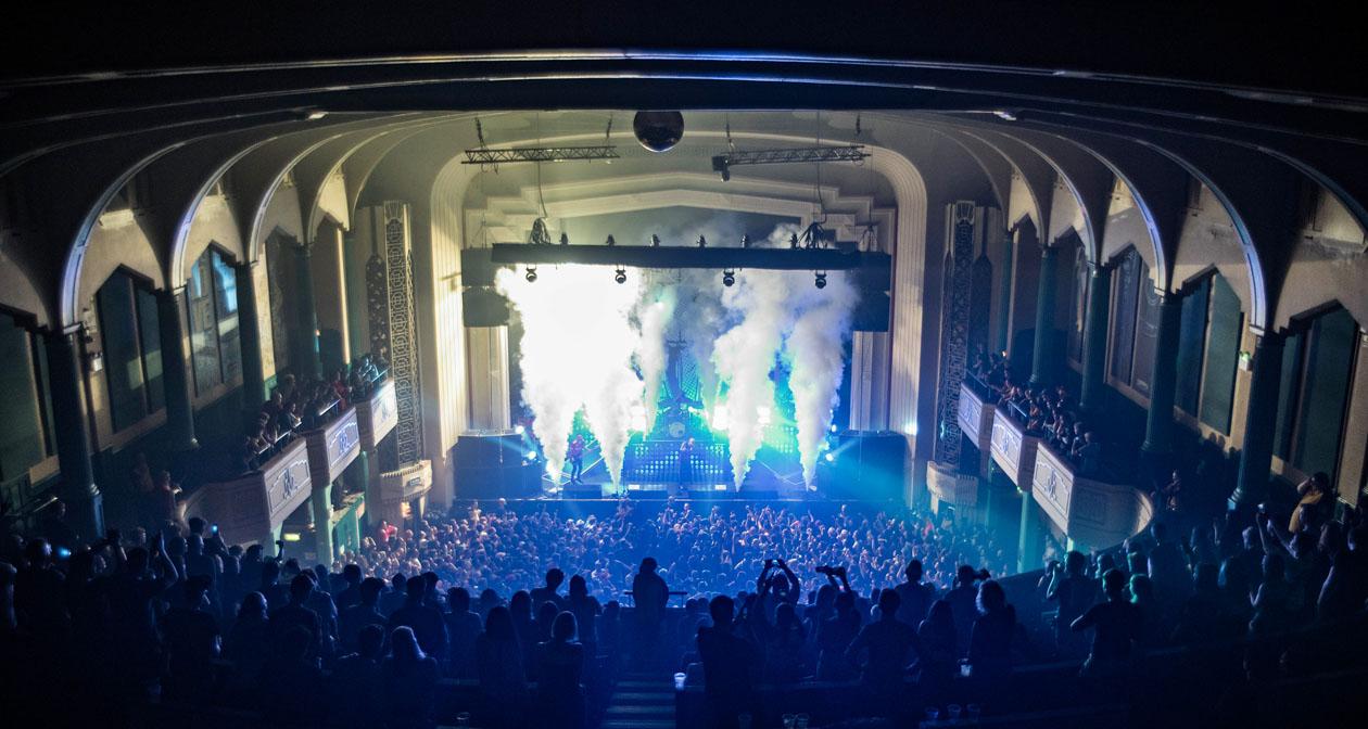 O2 Academy Glasgow