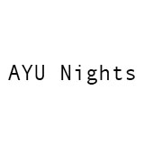 AYU Nights logo