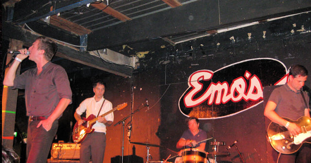 Emo's offers guest list on certain nights