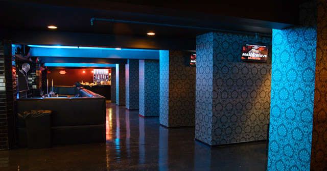 View of the interior of ONO after getting free guest list