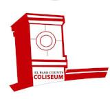 El Paso County Coliseum logo